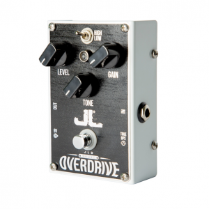 JLD Mosfet Overdrive Pedal