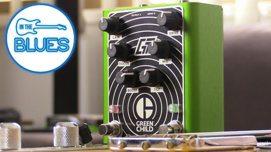 Greenchild G777 Dual Channel Overdrive Pedal Review