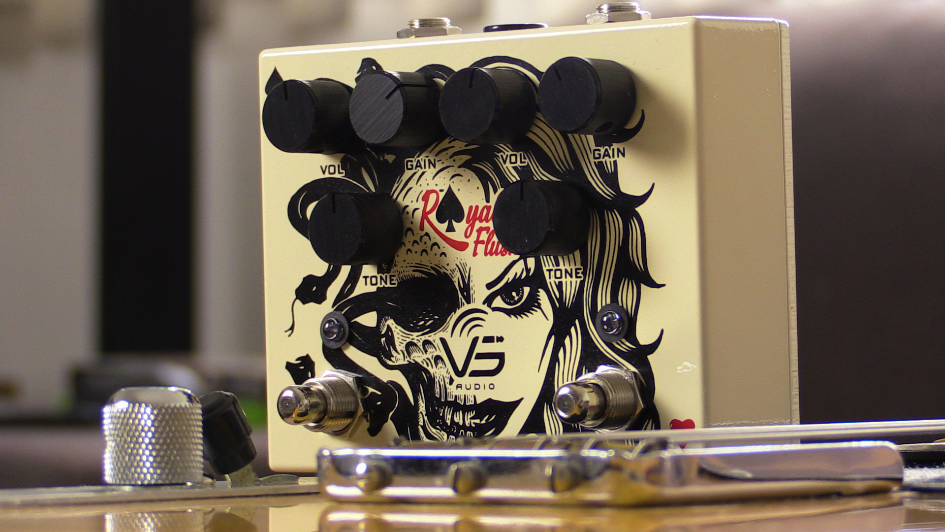 VS Audio Royal Flush Overdrive Pedal