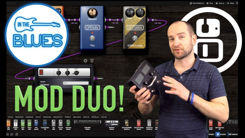 How Good is the Mod Duo Mod Devices Pedal?