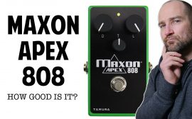 Maxon Apex 808 Review