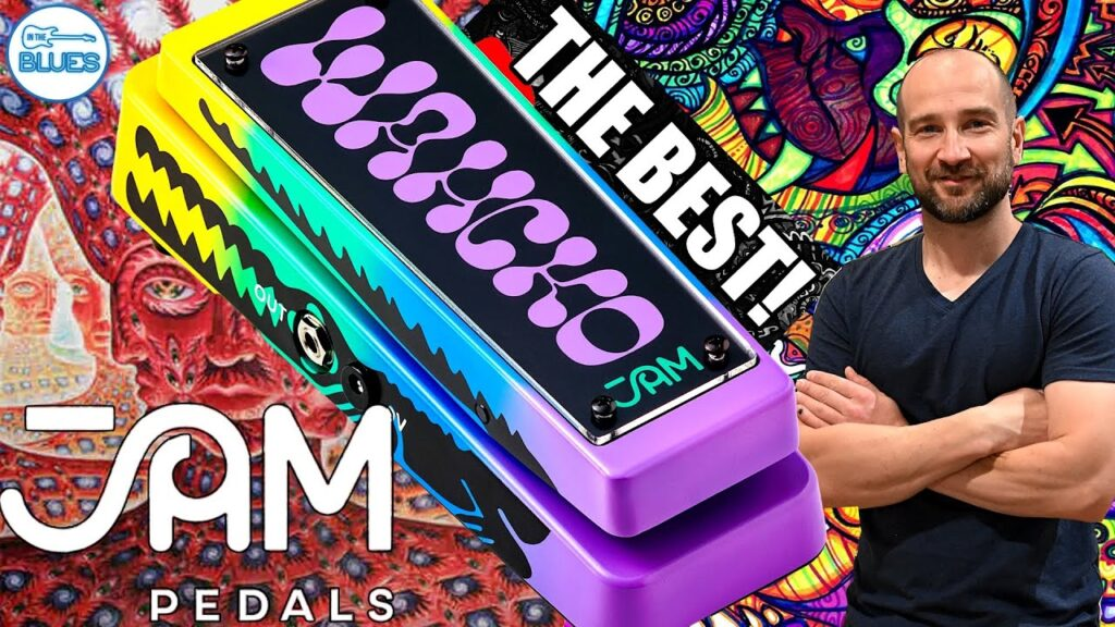 Jam Pedals Wahcko Wah Pedal Review